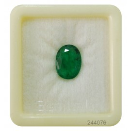 Natural  Emerald Gemstone Sup-Pre 4+ 2.8ct