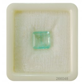 Astrological  Emerald Gemstone Sup-Pre 5+ 3ct