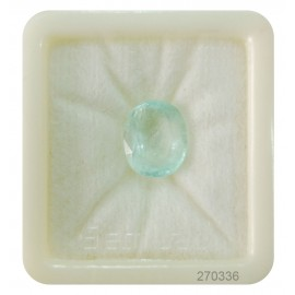 Colombian  Emerald Gemstone Sup-Pre 8+ 5.1ct