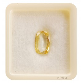 Yellow Sapphire Sup-Pre 8+ 4.8ct