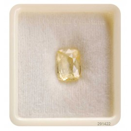 Yellow Sapphire Sup-Pre 6+ 3.6ct