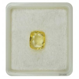 Yellow Sapphire Sup-Pre 6+ 3.65ct