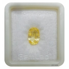 Yellow Sapphire Sup-Pre 6+ 3.9ct
