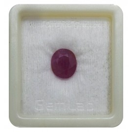 Natural Ruby Gemstone Premium 6+ 3.95ct