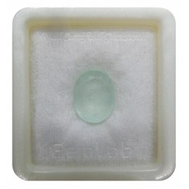 Colombian  Emerald Gemstone Sup-Pre 8+ 4.9ct